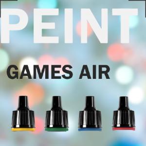 Peinture PA Games AIR